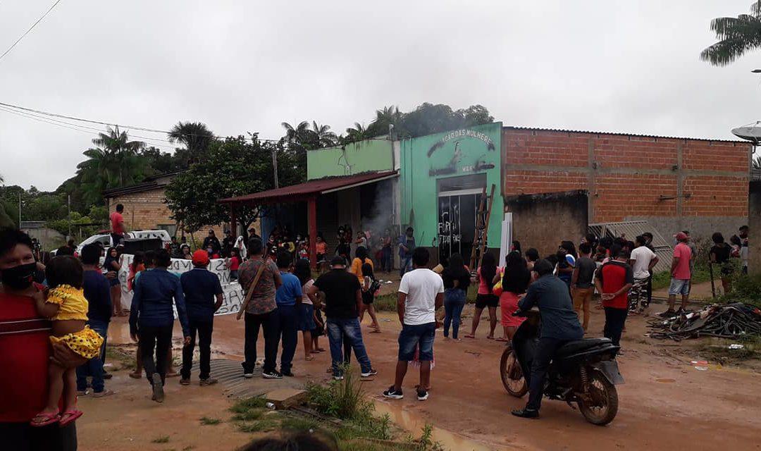 AMAZÔNIA REAL: Garimpeiros atacam sede de mulheres Munduruku, no Pará