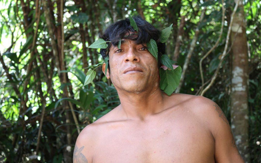 AMAZÔNIA NOTÍCIA E INFORMAÇÃO: Se a nossa terra, a nossa floresta sumir, o que vai ser do meu povo?