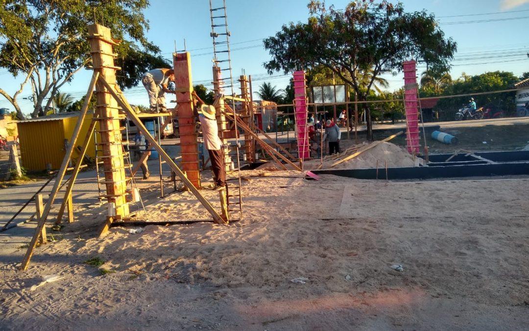 MINISTÉRIO DA SAÚDE: DSEI Bahia investe em reforma de UBSI e ampliação de sistema de água em aldeias