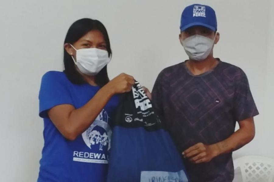 ONU BRASIL: UNICEF apoia Rede de Jovens Comunicadores Indígenas no combate à COVID-19