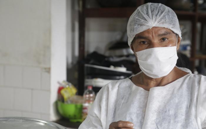 ISA: Rede de mulheres da Foirn apoia ação de doação de chás medicinais contra a Covid-19