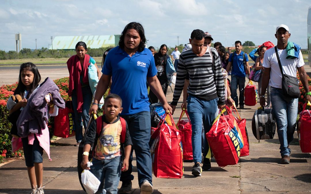 ONU BRASIL: OIM e Governo Federal iniciam pesquisa nacional sobre população indígena venezuelana no Brasil