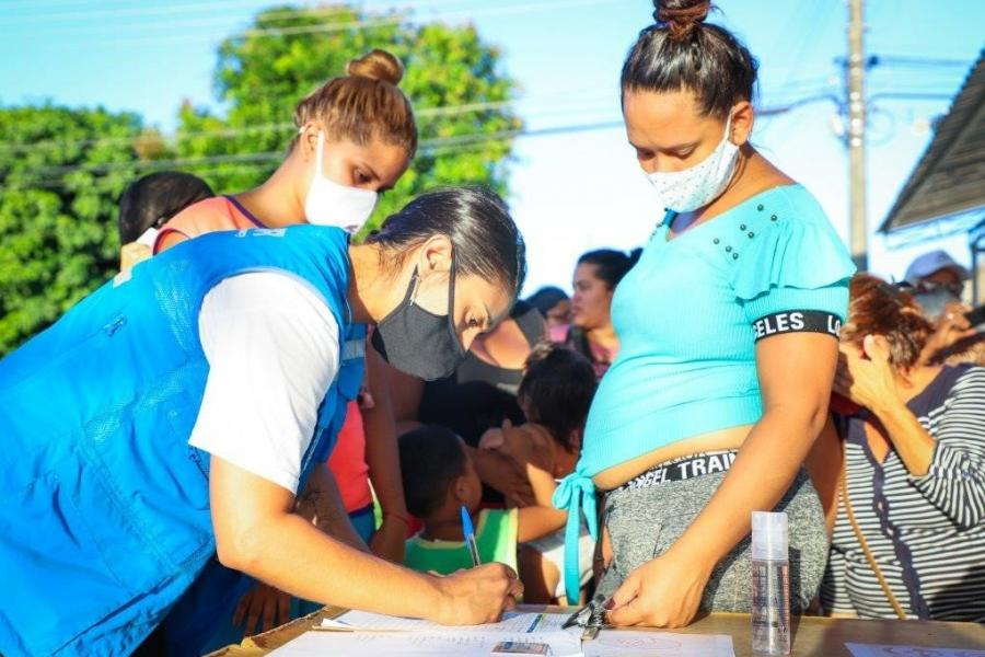 ONU BRASIL: Agências da ONU intensificam ações voltadas à saúde de refugiadas e migrantes venezuelanas em Roraima