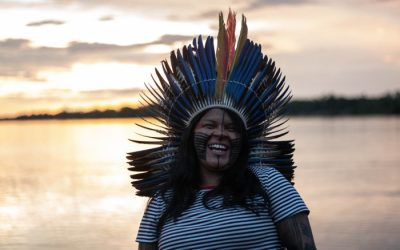 ISA: Sônia Guajajara: demarcando terras, demarcando telas!