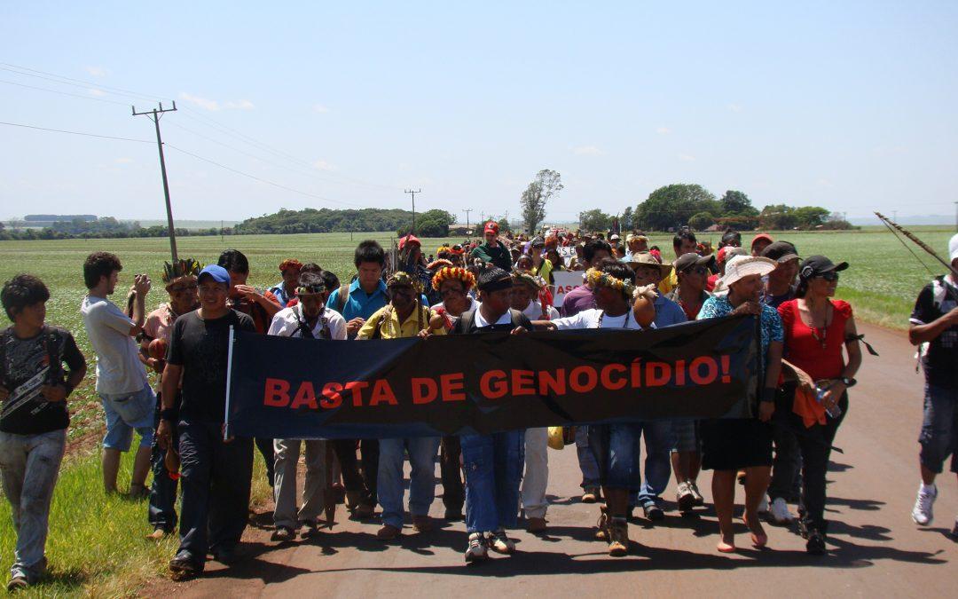 AMAZÔNIA REAL: Guarani-Kaiowá revela como foi espancado por jagunços
