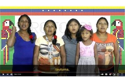 MPF: Indígenas Warao em Belém (PA) lançam versão em vídeo do protocolo de consulta prévia, livre e informada