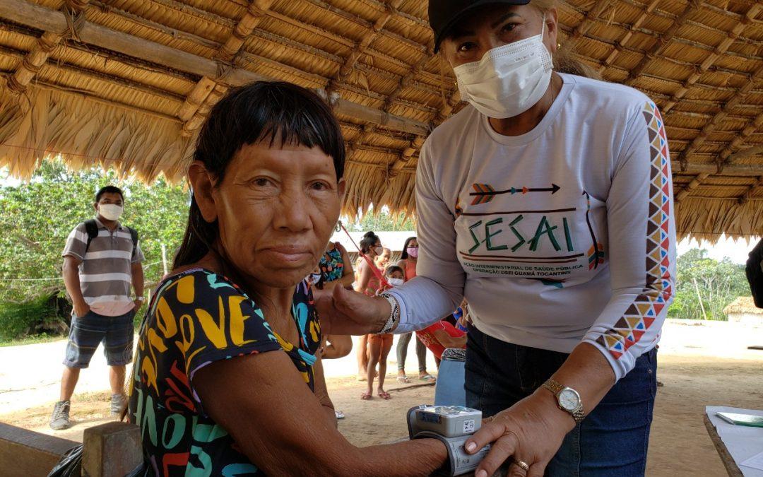 MINISTÉRIO DA SAÚDE: SESAI abre editais para contratação de profissionais de Saúde Indígena