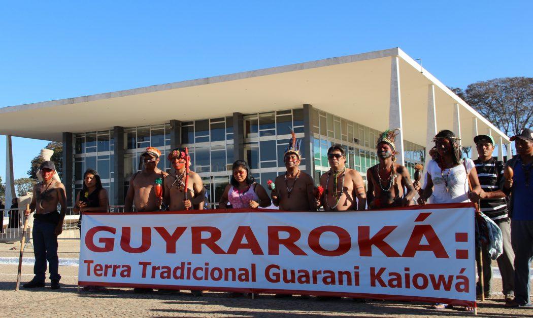 CIMI: Direitos dos Guarani Kaiowá em risco