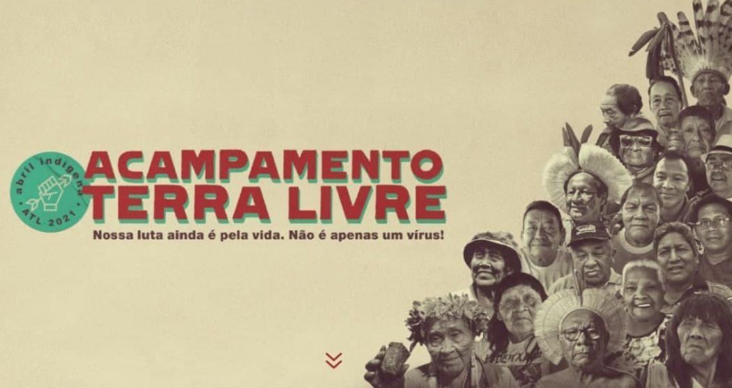 CIMI: Apib inicia programação do Acampamento Terra Livre 2021