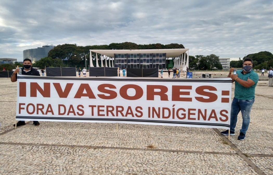 CIMI: Contra mineração em TIs, indígenas realizam manifestação em Brasília nesta segunda, 19