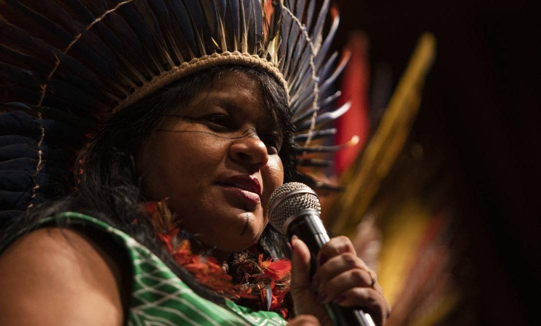 O GLOBO: Às vésperas de cúpula do clima, governo Biden inicia diálogo com indígenas brasileiros