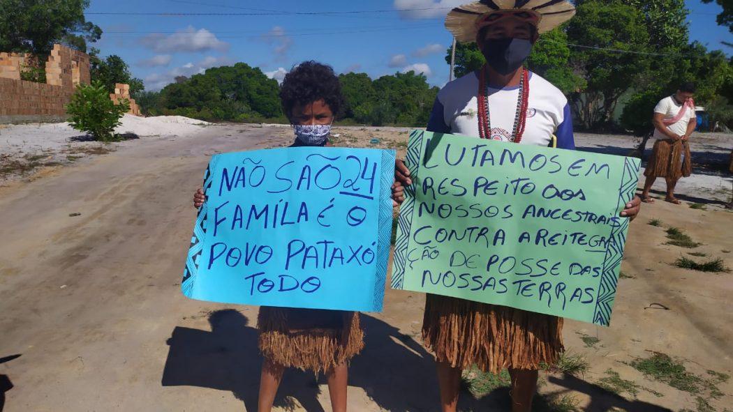 DE OLHO NOS RURALISTAS: STF suspende despejo na Bahia, mas ameaças a Tupinambá e Pataxó continuam