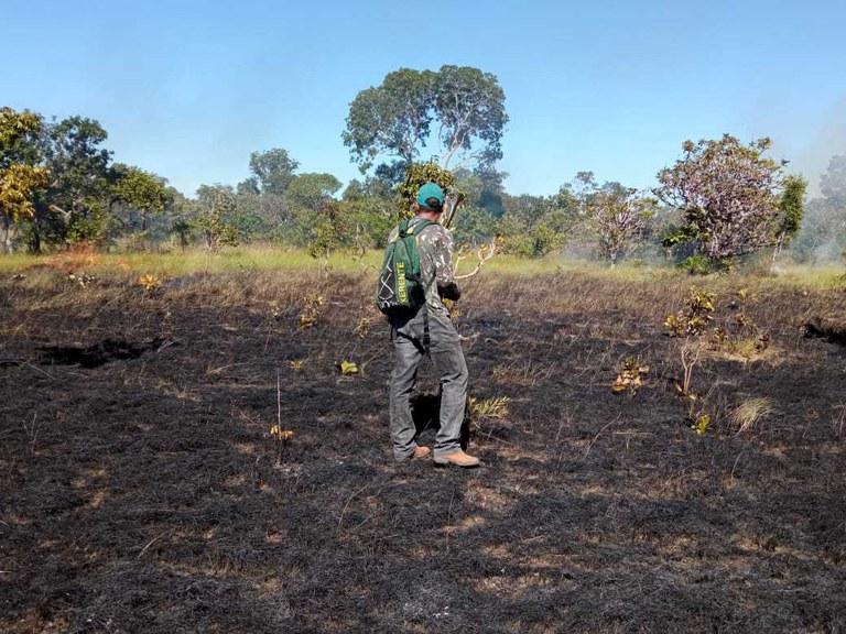 FUNAI: Funai apoia ações de prevenção a incêndios em Terras Indígenas do Tocantins e Mato Grosso
