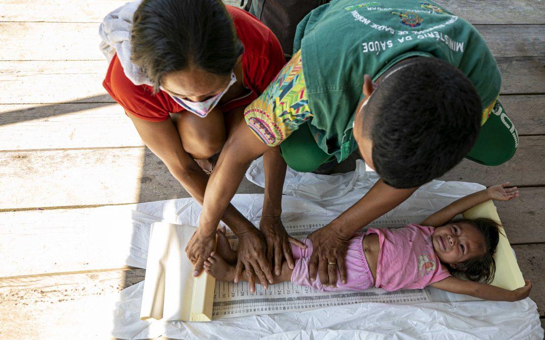 MINISTÉRIO DA SAÚDE: SESAI vai capacitar agentes indígenas de saúde e de saneamento dos 34 Distritos