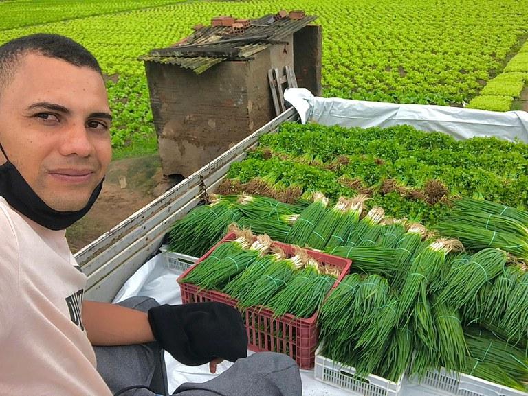 FUNAI: Funai apoia produção de alimentos em Terras Indígenas de Alagoas