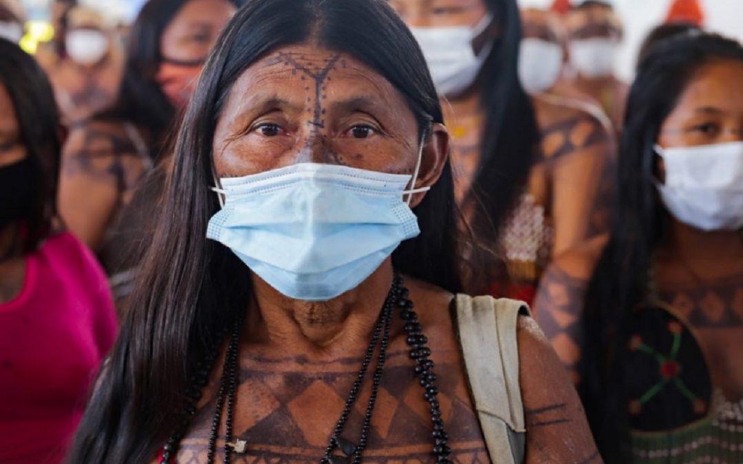 RBA: Lideranças indígenas buscam apoio da União Europeia contra invasão de garimpeiros