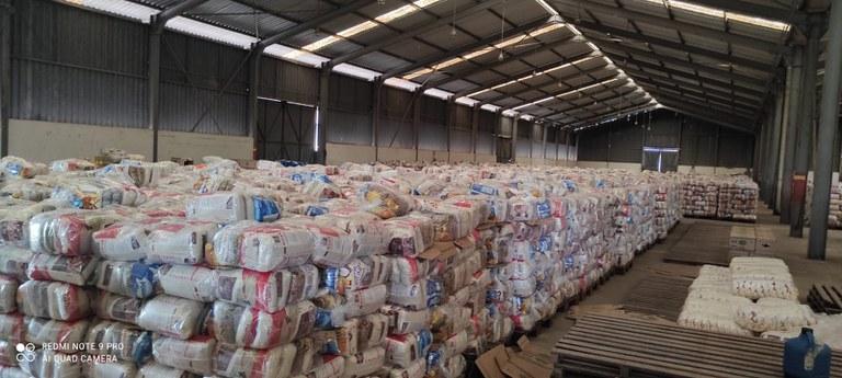FUNAI: Funai conclui a entrega de 42,5 mil cestas de alimentos a indígenas do Ceará e do Rio Grande do Norte