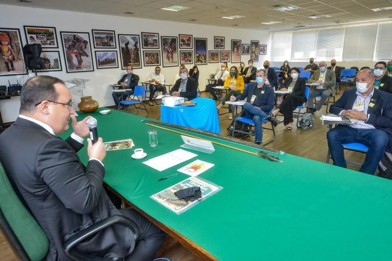 FUNAI: Funai realiza 3ª Reunião de Alinhamento Anual com coordenadores regionais