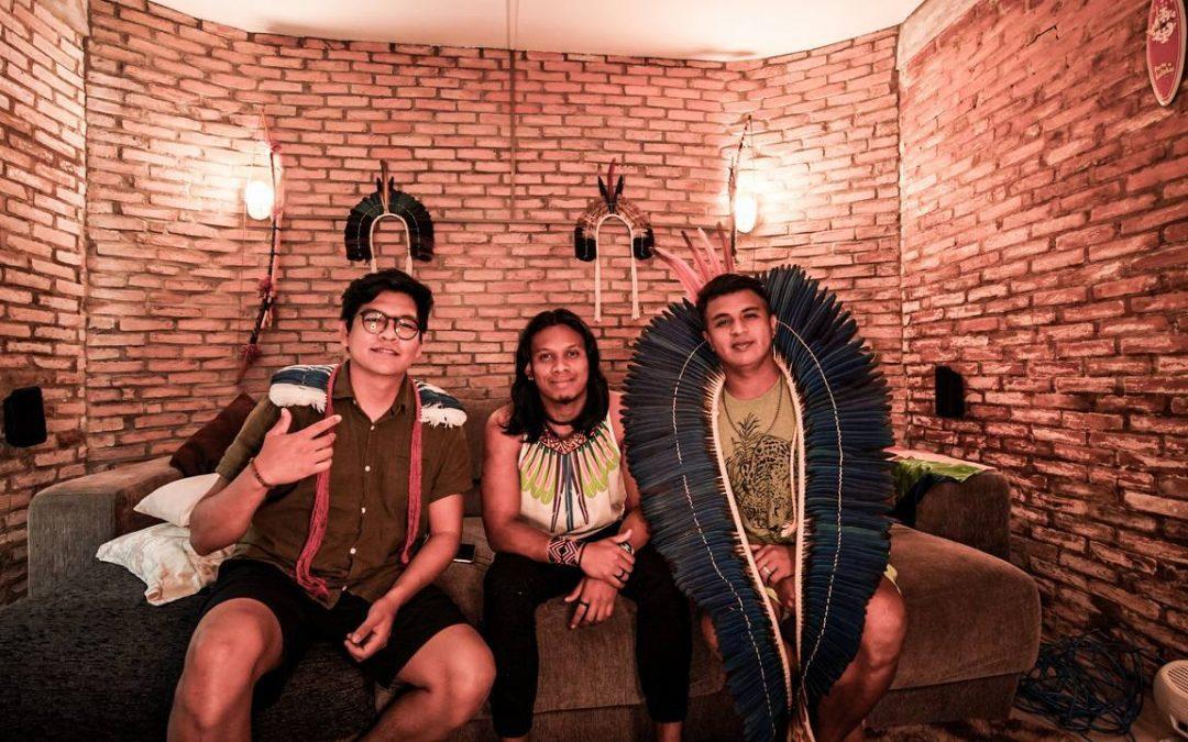 APIB: Comunicadores Indígenas lançam programa no YouTube: Fala Mídia Índia