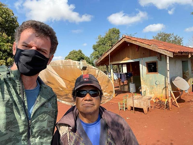 BRASIL DE FATO: Eduardo Moreira denuncia Itaipu por descaso com indígenas no oeste do Paraná