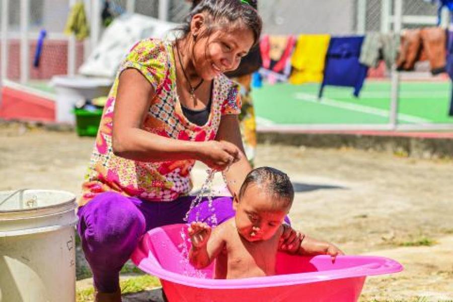 ONU BRASIL: UNICEF e Aldeias Infantis promovem emissão de certidão de nascimento para filhos de refugiados e migrantes