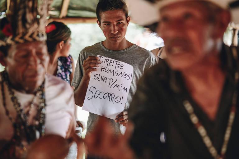 FOLHA DE SÃO PAULO: STF deve adiar de novo julgamento sobre marco temporal para demarcação de terras indígenas