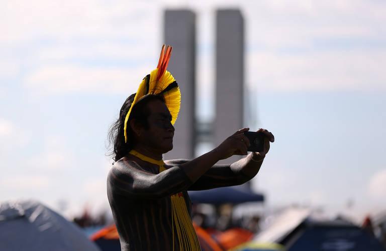 FOLHA DE SÃO PAULO: Decisão do STF contra marco temporal não impedirá sua aprovação no Congresso, diz relator do projeto