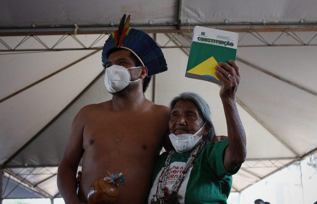 CIMI: Em voto histórico, Fachin posiciona-se contra marco temporal e reafirma: direitos indígenas são originários