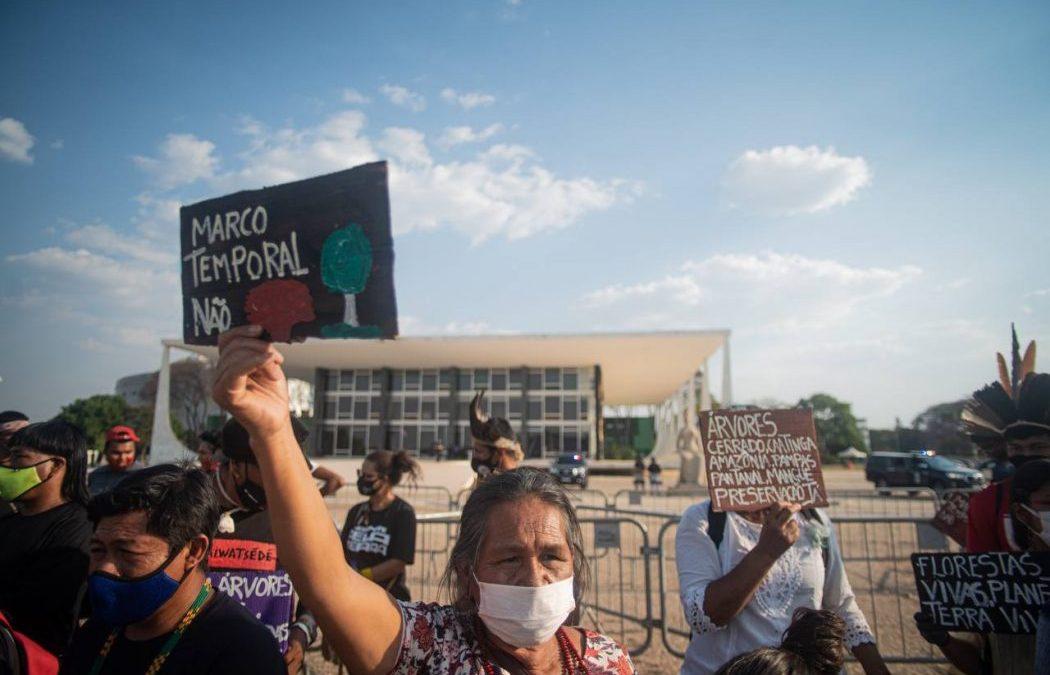 CIMI: Julgamento no STF suspenso: Nunes Marques vota por anistiar invasões de terras indígenas antes de 1988, Moraes pede vista