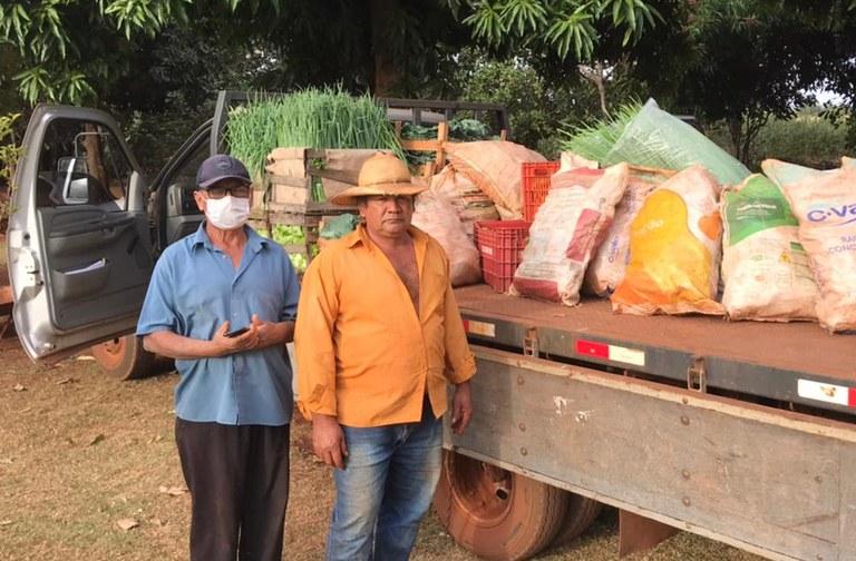 FUNAI: Funai apoia distribuição de alimentos produzidos por comunidades indígenas no Mato Grosso do Sul