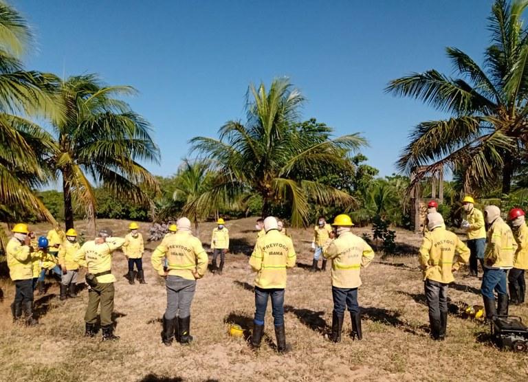 FUNAI: Capacitação de brigada indígena recebe apoio da Funai no Ceará