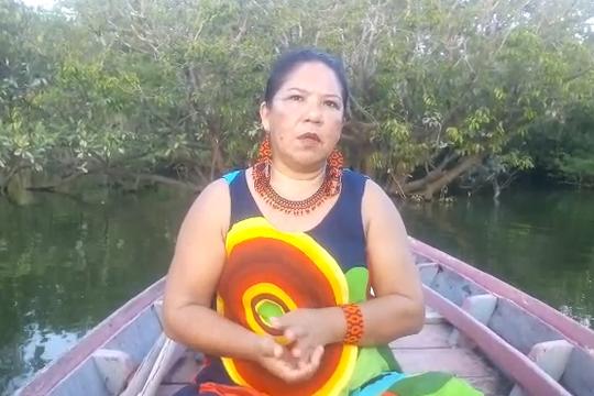 FUNAI: Estudante Borari se torna a primeira indígena gestora ambiental formada em uma universidade pública no Brasil
