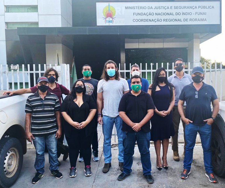 FUNAI: Força-tarefa da Funai em Roraima fará diagnóstico da vulnerabilidade dos indígenas Yanomami