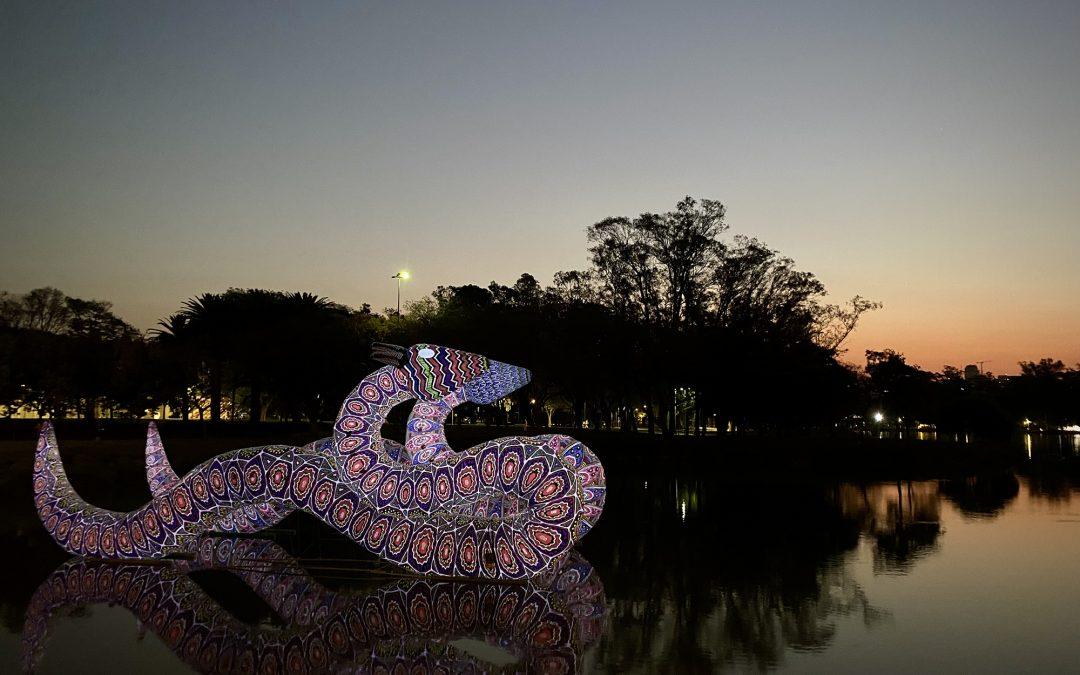 AMAZÔNIA REAL: Bienal de São Paulo é histórica com arte indígena