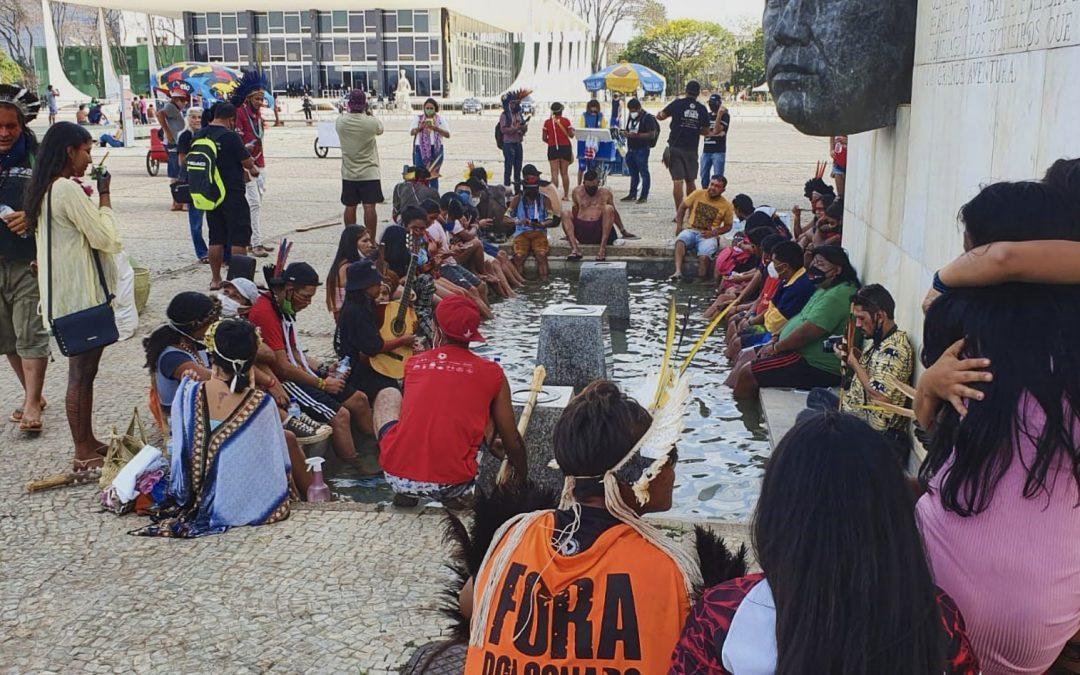 AMAZÔNIA REAL: Em voto anti-indígena, Nunes Marques defende ruralistas