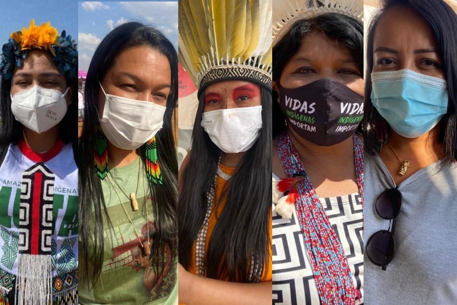 """ONU BRASIL: Mulheres Indígenas somam vozes à campanha """"Nós, o Movimento"""""""