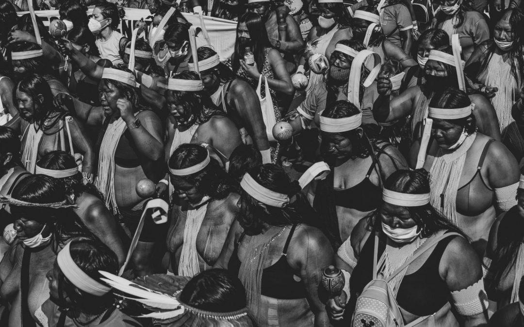 JORNALISTAS LIVRES: Primavera Indígena: um diário visual da maior ocupação indígena da história