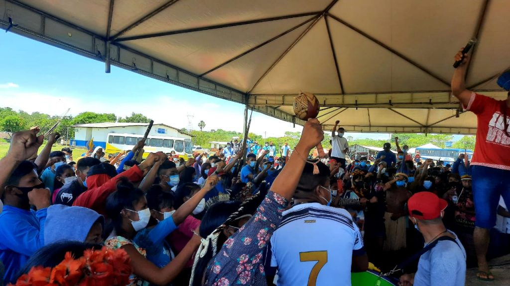 CIR: Movimento indígena de Roraima continua mobilizado contra o Marco Temporal