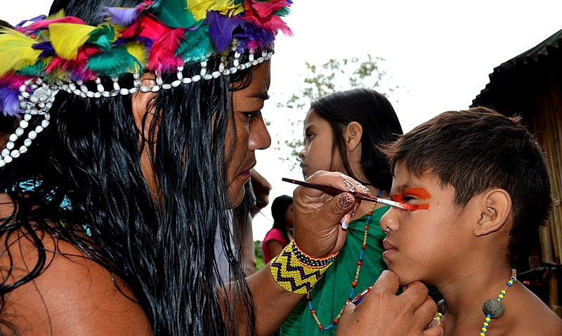 BRASIL DE FATO: Curso de língua Guarani é oferecido pelo Museu do Índio; inscrições estão abertas