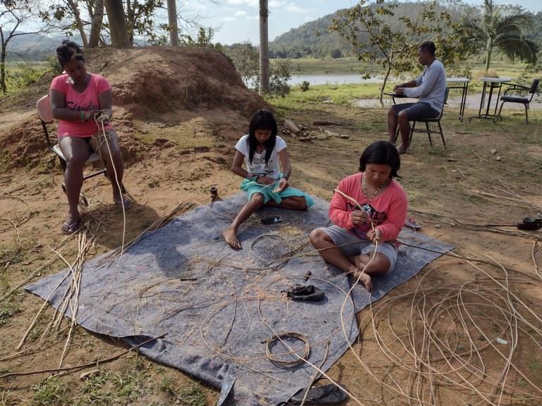 FUNAI: Indígenas fornecem 4 mil peças de artesanato à iniciativa privada em Santa Catarina