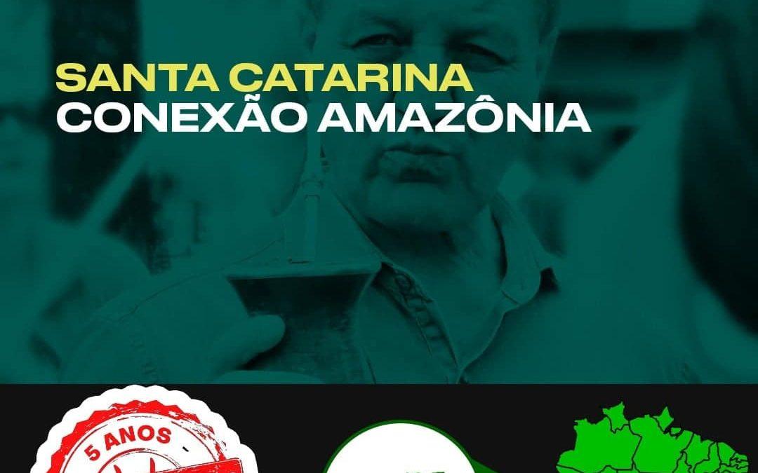 DE OLHO NOS RURALISTAS: Empresários e políticos de SC colecionam latifúndios na Amazônia Legal