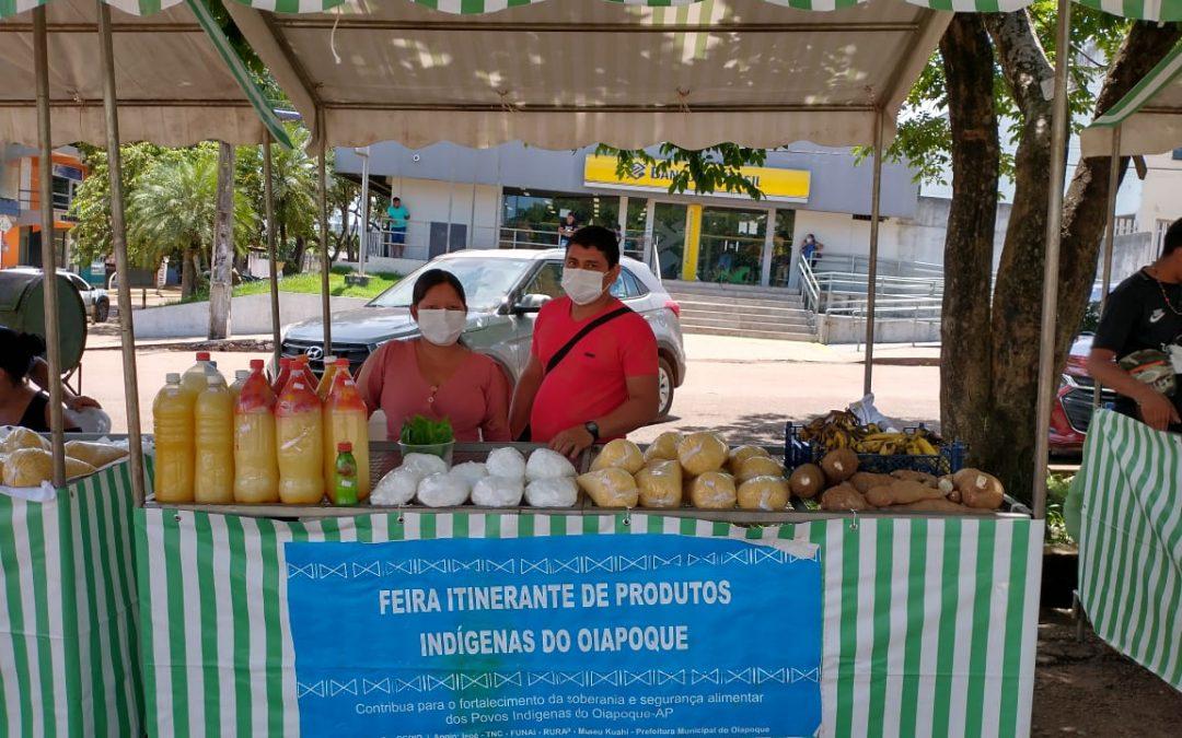IEPÉ: Feira de Produtos Indígenas retorna a Oiapoque