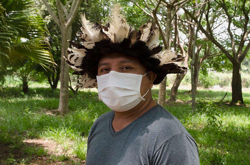 GREENPEACE: Da Floresta pro Mundo: reflexões de um líder indígena no século XXI