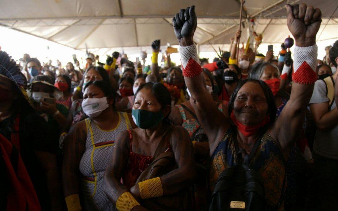 CTI: No Supremo e nos territórios: o julgamento decisivo para as demarcações de terras indígenas
