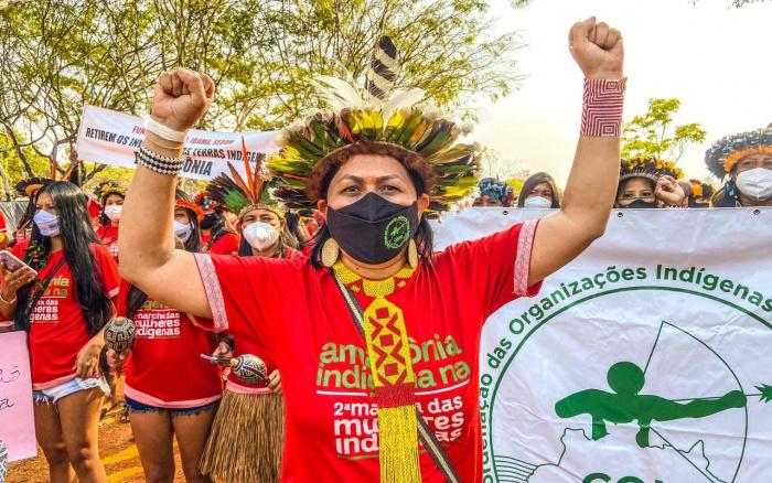 ISA: Nara Baré: pela Amazônia e pela vida, de corpo, território e espírito!