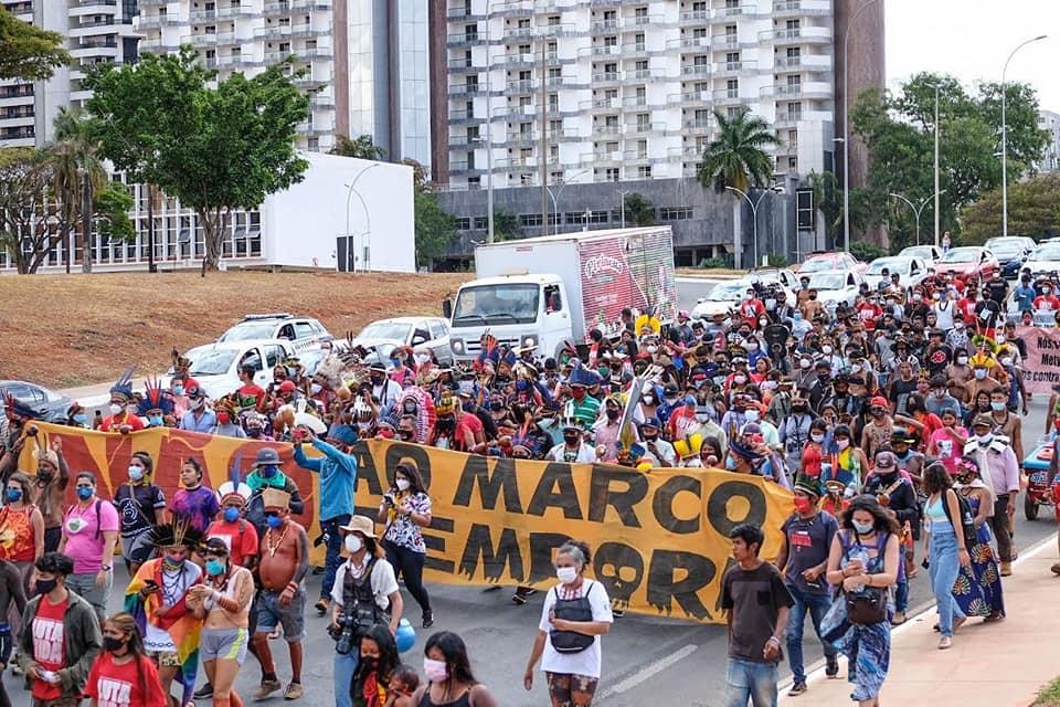 AMAZÔNIA NOTÍCIA E INFORMAÇÃO: VOTAÇÃO SOBRE O MARCO TEMPORAL NO STF É SUSPENSA APÓS PEDIDO DE VISTA