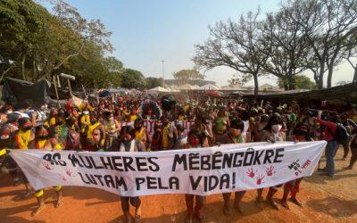 ISA: Mulheres indígenas do Xingu se unem em defesa dos seus direitos e territórios!