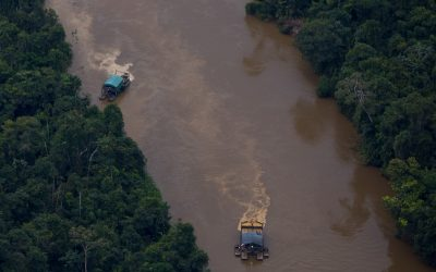 AMAZÔNIA REAL: Corpos de crianças Yanomami sugadas por draga de garimpo são encontrados