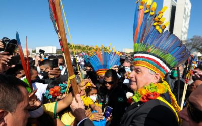 CONGRESSO EM FOCO: OAB aponta crimes contra a humanidade de Bolsonaro contra indígenas