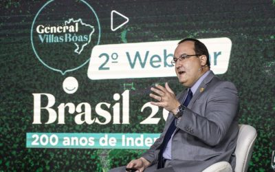 FUNAI: Em webinar do Instituto General Villas Bôas, presidente da Funai destaca uso econômico sustentável de Terras Indígenas